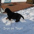 Iron in Action! draußen
