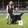 Championklasse Vorzüglich 1. Platz