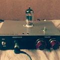 「Eustachio TUBE HPA」Hi-Fi / BlueNote サウンド切替