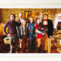 GLOOMY SABBATH | Jonathan Müller, Oliver Franck, Samira Juknewicz, Susi Banzhaf, Johanna Sprenger, Moritz Leu | Foto: Andreas Weiss