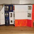 Architekturmodell zur Postmoderne