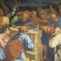 Jüngerschar bei der Himmelfahrt Marias