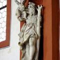 Nothelferfigur Hl. Christophorus