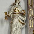 Nothelferfigur Heilige Barbara