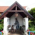 Kapelle mit gegeißeltem Heiland