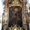 Hochaltar Hl. Walburga gewidmet von Joachim von Sandrart