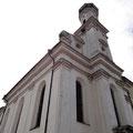 Klosterkirche St. Ursula - nach Plänen von Valerian Brenner erbaut