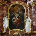 Johannes-Nepomuk Seitenaltar