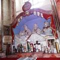 Altar in der Annakapelle