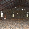 Fundament einer Kirche