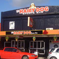 The Hairy Dog, Inglewood. Branding, profile cut ACM