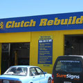 Brake & Clutch rebuilders, New PlymouthACM fascia