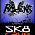 Ravens Inline Hockey Club, Banner design & Manufacture. Digital print on PVC skin.