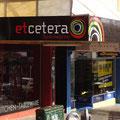 Et Cetera, vinyl on ACM