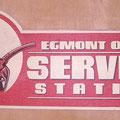 Egmont Oil service station