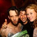 T. Raumschmiere, TanzMan und Carolien :-)