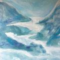 Avalon | Acryl auf Leinwand | 70 x 100 cm