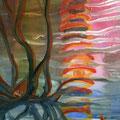 Intuition | Acryl auf Leinwand | 30 x 40 cm