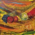 Frutti | Acryl auf Leinwand | 40 x 40 cm