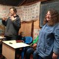 Brigitte erzählt von den Kids in Deutschland