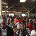 Blick auf die Uthiru Pentecostal Church