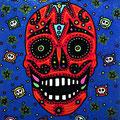 La Muerte  -22/01/12- 24x32cm