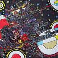 Retrouvailles -2006-  50x45cm
