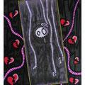 Jack le pantin de l'amour -2006-  30x45cm