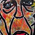 Tristesse  -2006- 45x20cm