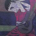 Guitarist -18/05/07- 45x65cm