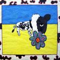 Une vache à la plage -2003-
