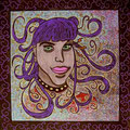 Abby -25/03/07-  45x45cm