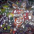 Inspiré de Basquiat  -2007-