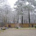 Freilichtbühne Thingplatz Neuburg Winter