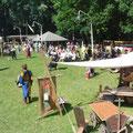 Burgfest 2012 Thingplatz Neuburg