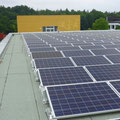 Photovoltaikanlage Grundschule München