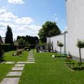 """Stadtgarten """"Alte Schreinerei"""" I Siegburg"""