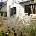 Moderner-pflegeleichter Familiengarten I Bornheim-Rheinland