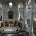 Besuch mit dem Kinderdorf in der Kreuzkirche