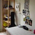 Karlas Zimmer in Frankreich