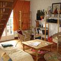 Das Wohnzimmer in Chateaugiron
