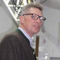 Bürgermeister Thomas Scheuerer stellte sich vor