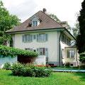 Riss-Sanierung auf Fassade und Malerarbeiten