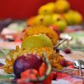 Herbst auf dem Tisch