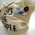 eco bag(novelty) / Design: Takuya Saeki