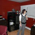 Mélanie médium sensitive. Elle fait partie de l'équipe depuis 2009.