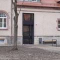 Foto neuer Eingang  © bhss architekten