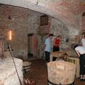 Werkstatt, Inszenierung der Werkstatt, Rückbau des Fußbodens