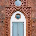 Foto Neufassung historischer Eingang  © Claudius Gabriel