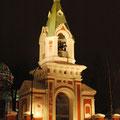 Haminan Pyhien Apostolien Pietarin ja Paavalin kirkon kellotapuli 2004 – Yhteistyössä Joel Majurisen kanssa